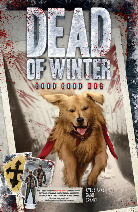 Dead of Winter Vol.1: Oni Exclusive - TPB