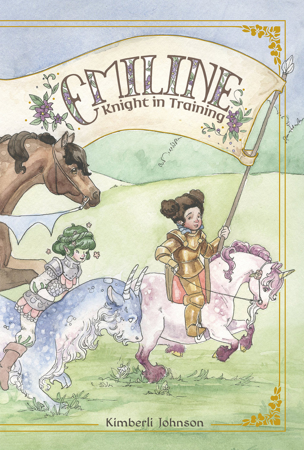 Emiline: Knight in Training - Hardcover