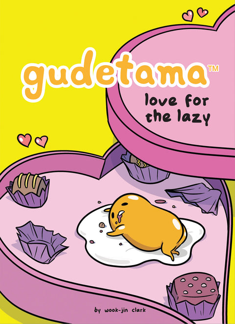 Gudetama: Love for the Lazy HC