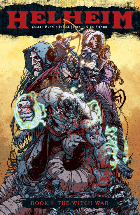 Helheim Vol. 1: The Witch War