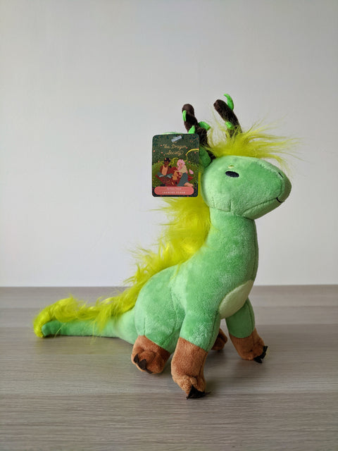 The Tea Dragon Society Jasmine Plush