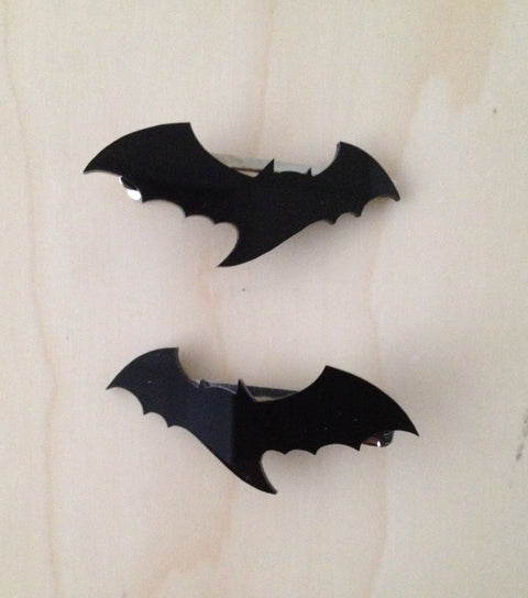 Courtney Crumrin Bat Barrettes