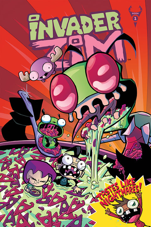 Invader Zim Hardcover Book 1