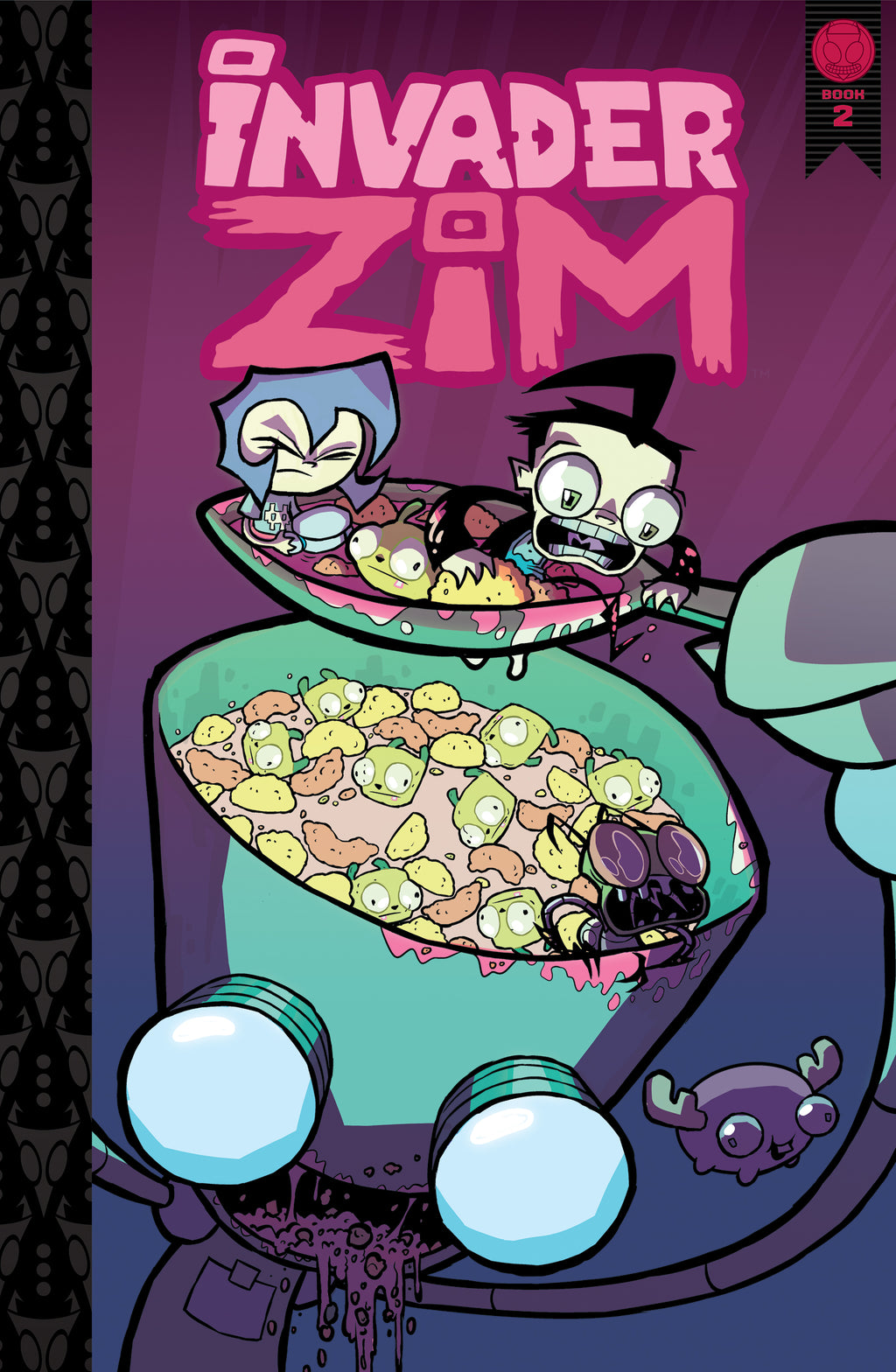 Invader Zim Hardcover Book 2