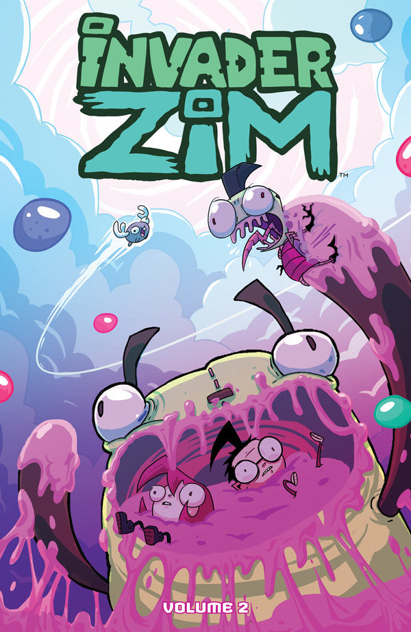 Invader Zim Vol. 2 Oni Exclusive