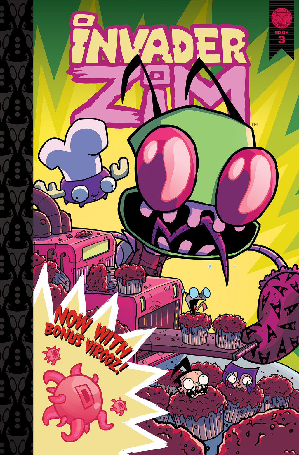 Invader Zim Hardcover Book 3