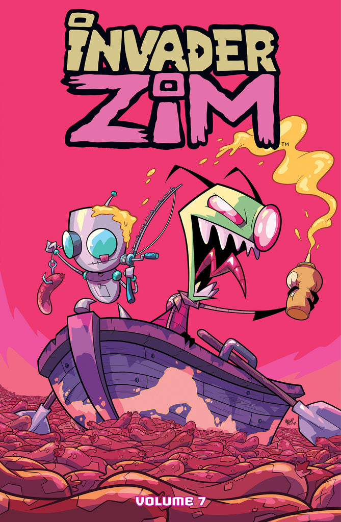 Invader ZIM Vol. 7: Oni Exclusive
