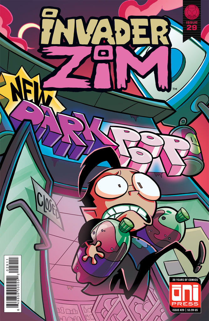 Invader Zim #29 - Cover A