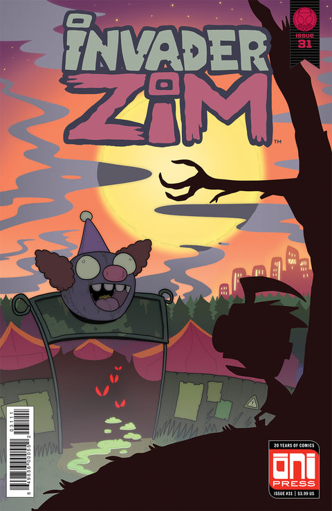 Invader Zim #31 - Cover A