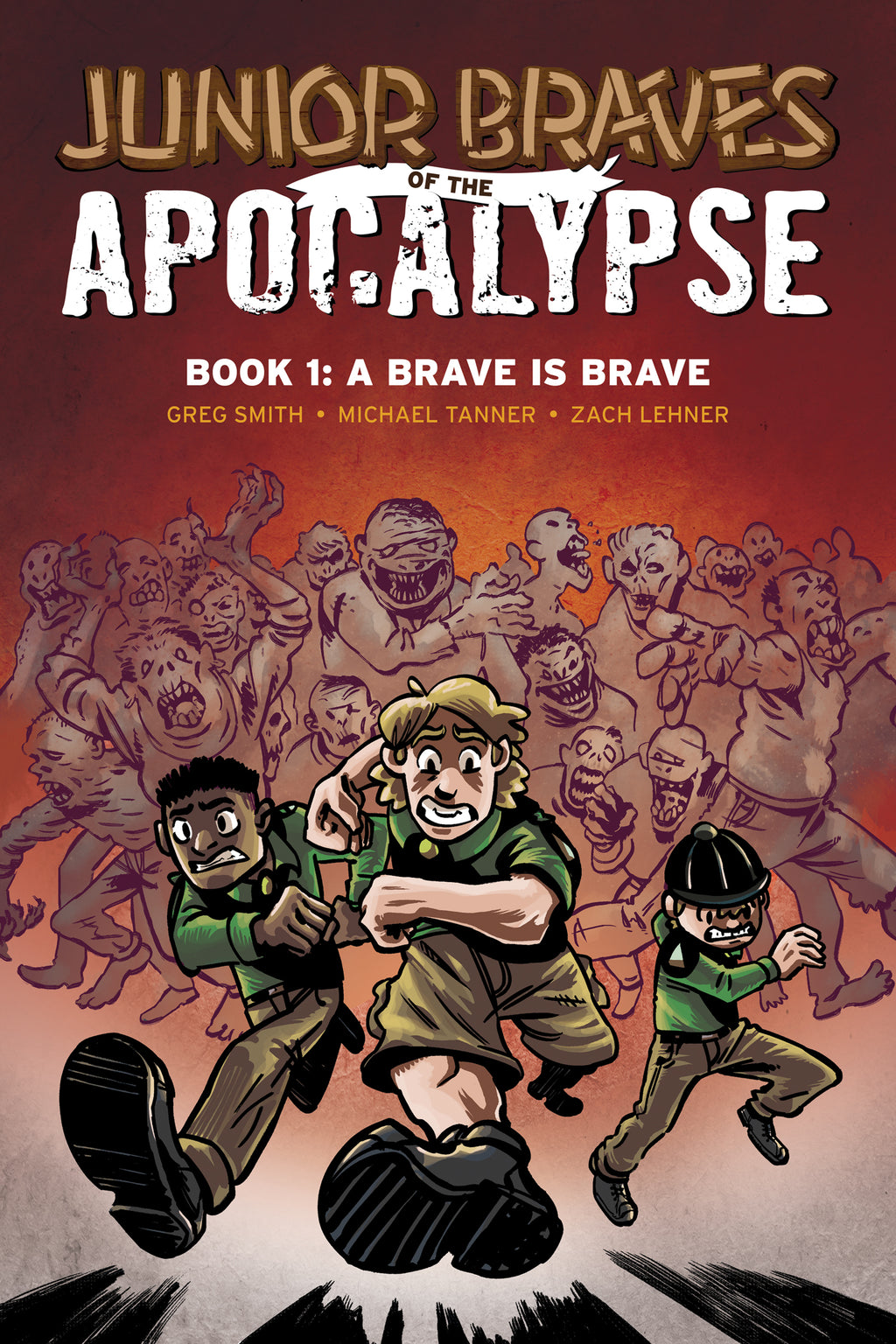 Junior Braves of the Apocalypse Vol. 1