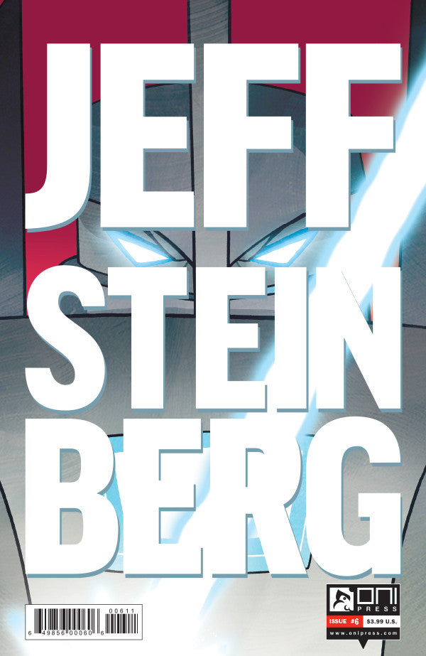 Jeff Steinberg: Champion of Earth #6