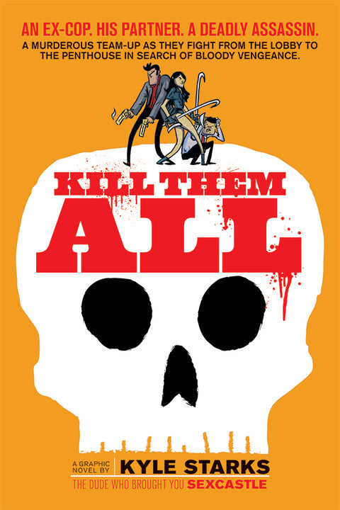 Kill Them All TPB
