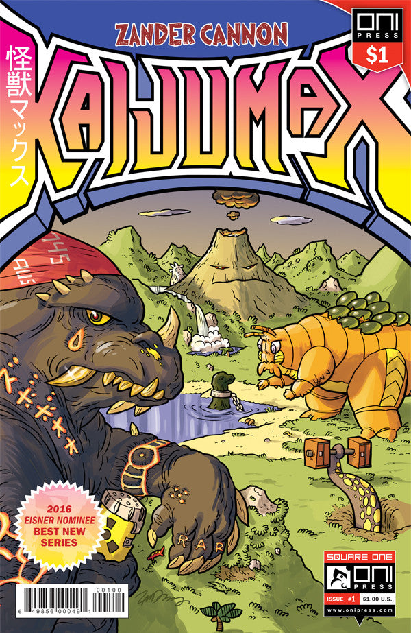 Kaijumax #1 ($1 issue)