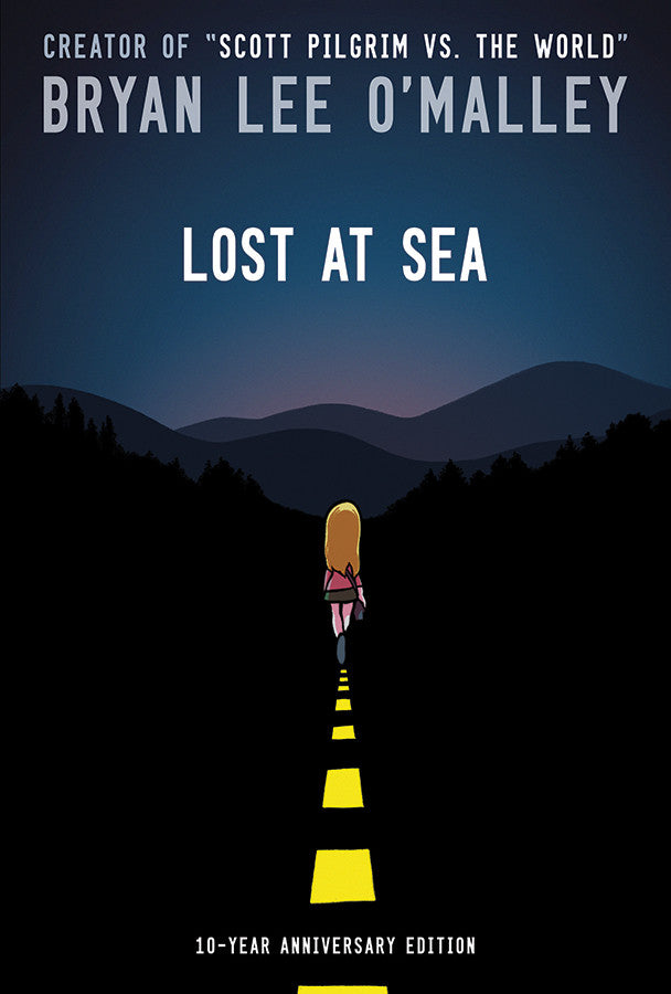 Lost At Sea - Hardcover