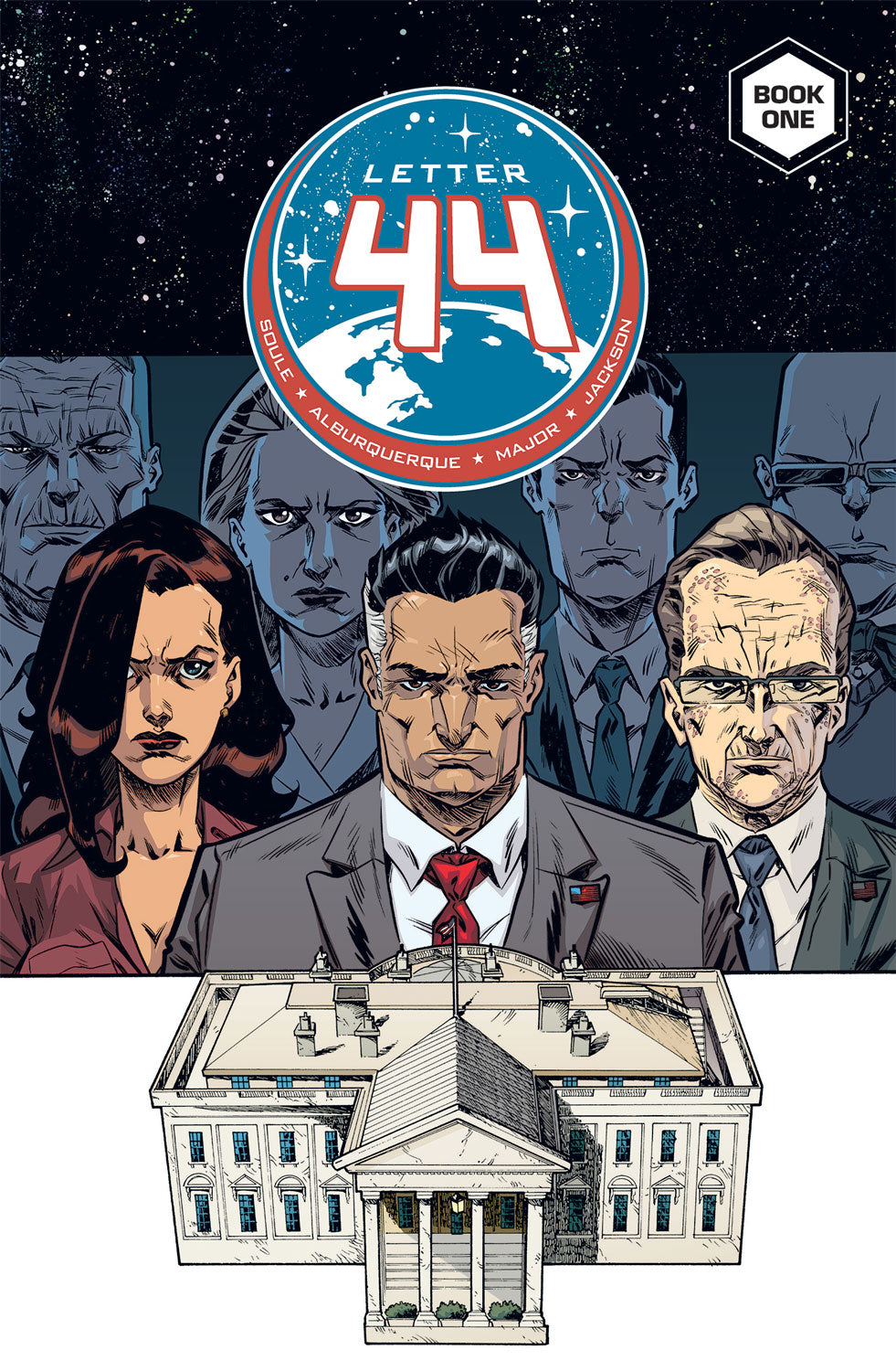 Letter 44 Vol. 1 - Deluxe Hardcover