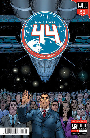 Letter 44 #1 ($1 issue)