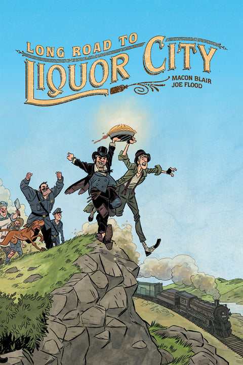 Long Road to Liquor City TPB