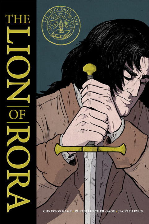 Lion of Rora - Hardcover