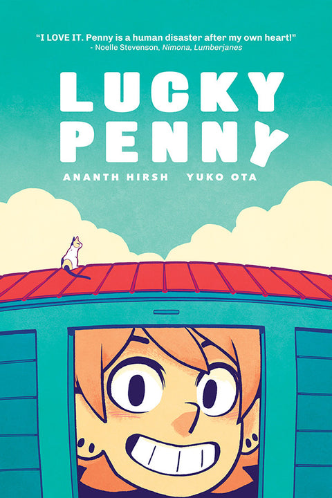 Lucky Penny TPB