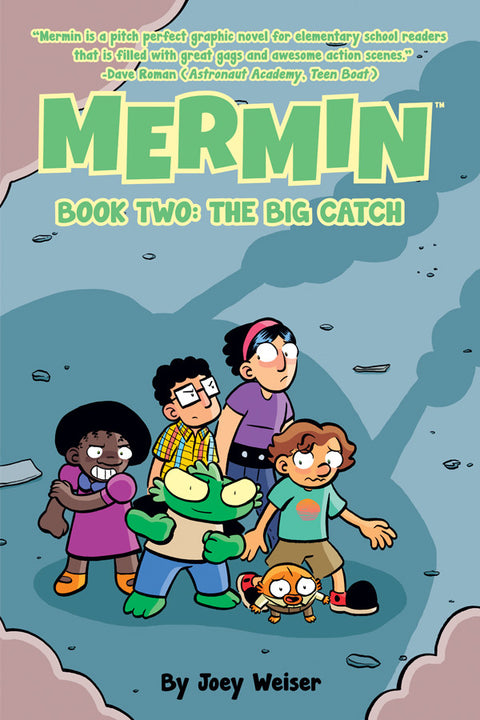 Mermin Vol. 2: Softcover