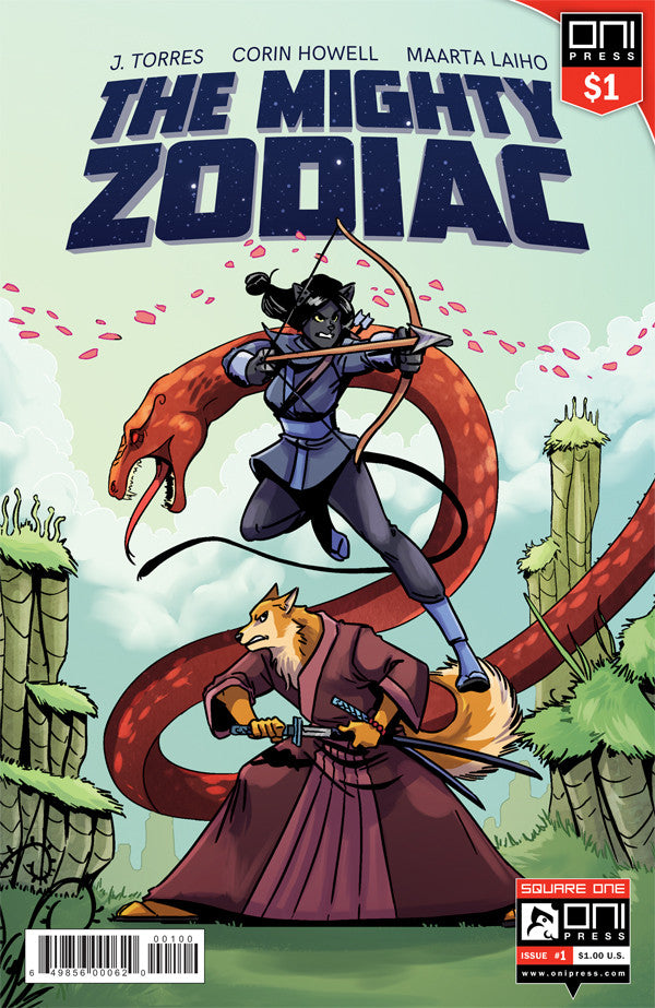 The Mighty Zodiac #1 ($1 issue)