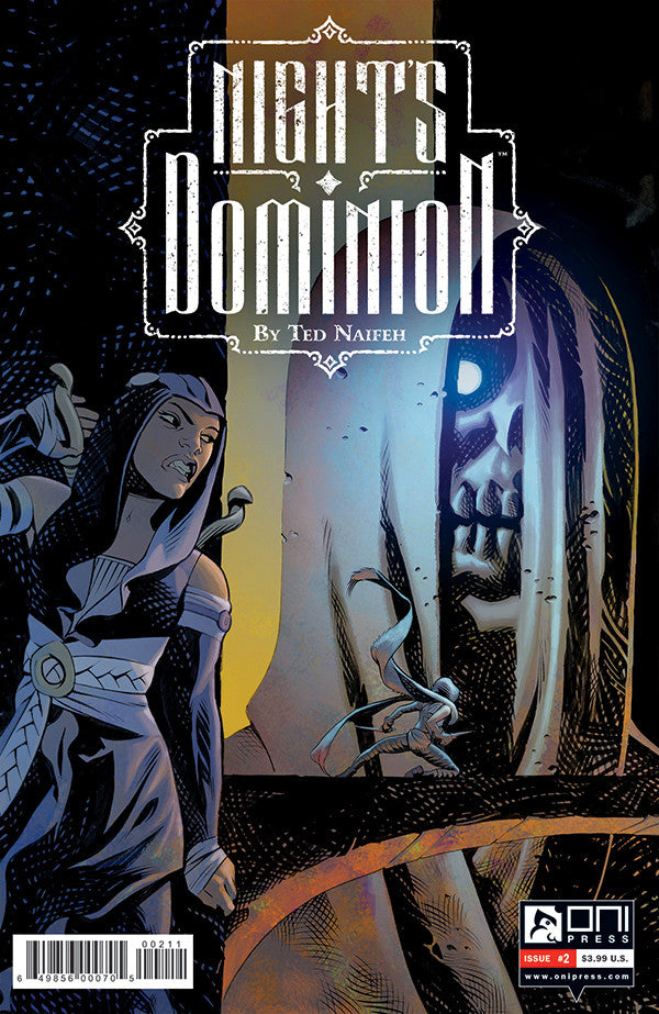 Night's Dominion #2