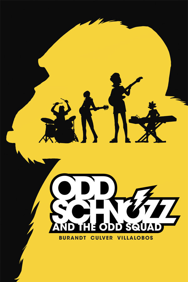 Odd Schnozz and the Odd Squad TPB