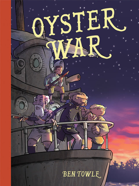 Oyster War - Hardcover