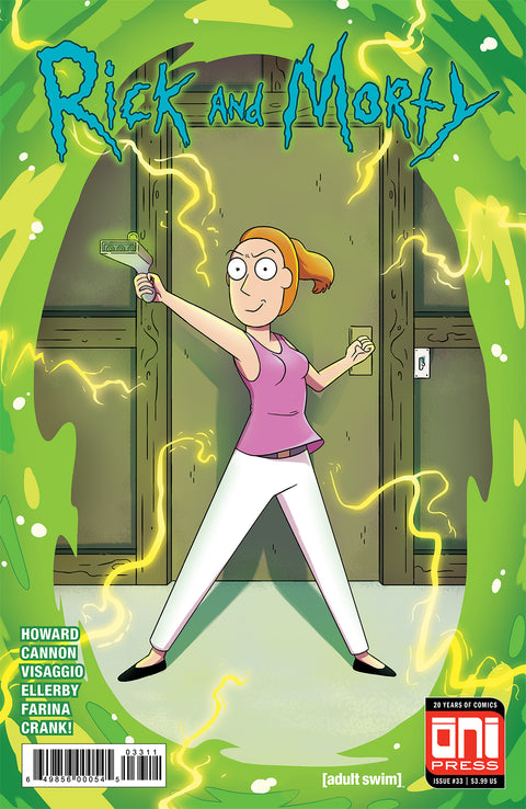 Rick and Morty #33 - Cover A