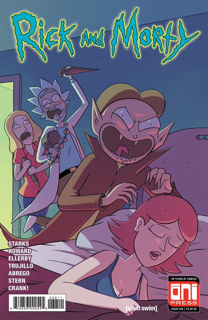 Rick and Morty #38