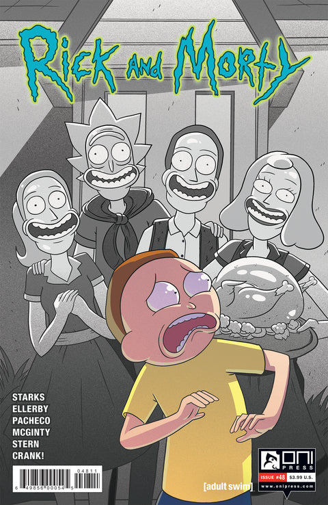 Rick and Morty #48
