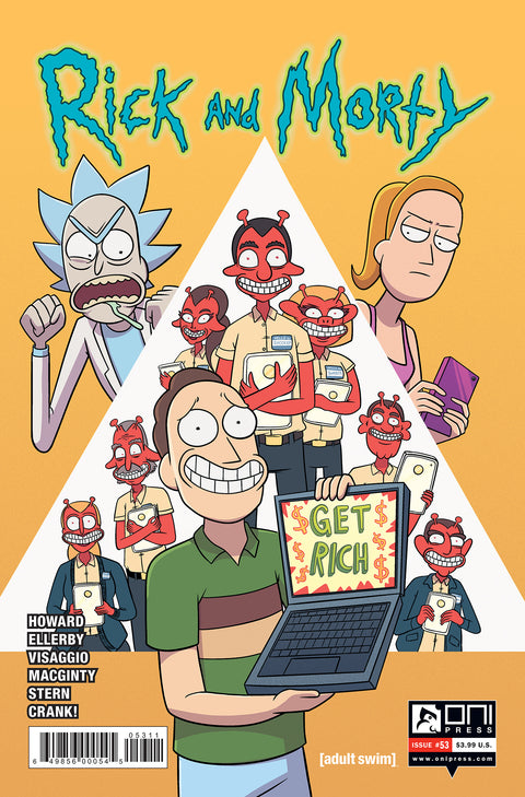 Rick and Morty #53