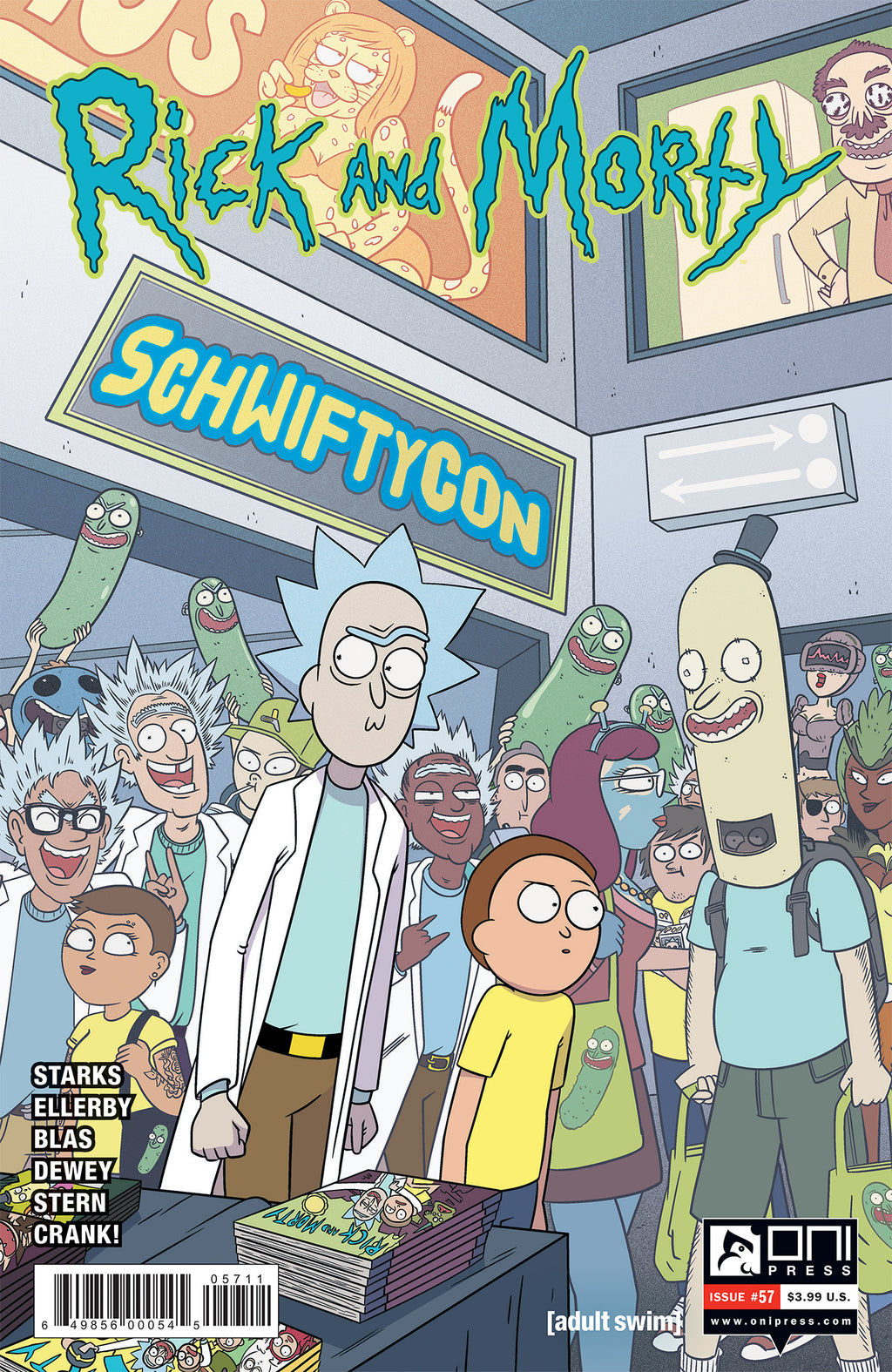 Rick and Morty #57