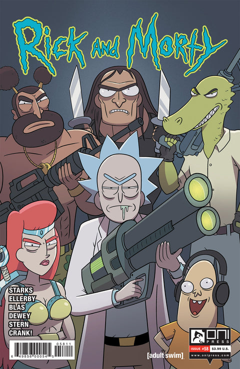 Rick and Morty #58