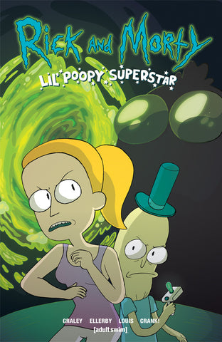 Rick and Morty: Lil' Poopy Superstar TPB