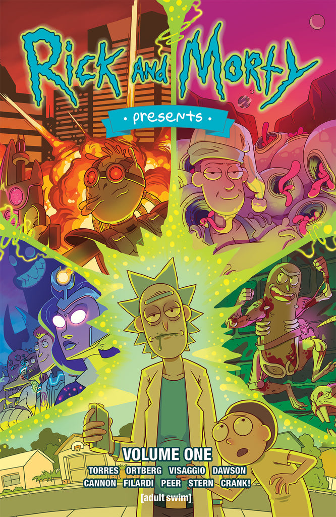 Rick and Morty Presents Vol. 1