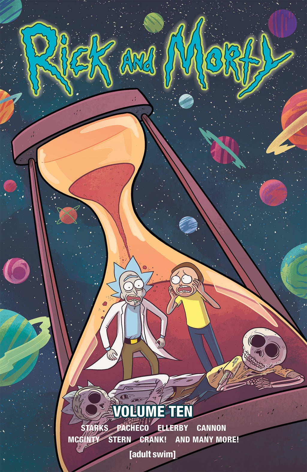 Rick and Morty Vol. 10