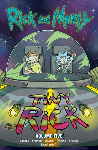 Rick and Morty Volume 5 TPB