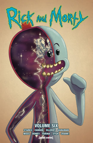 Rick and Morty Volume 6 TPB - Oni Press Exclusive