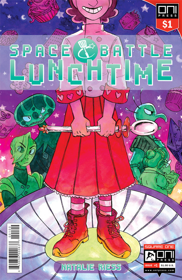 Space Battle Lunchtime #1 ($1 issue)