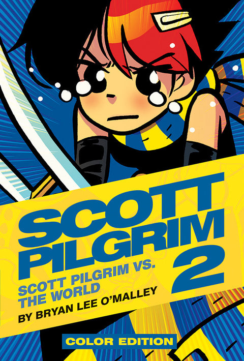 Scott Pilgrim Volume 2: SCOTT PILGRIM VS. THE WORLD