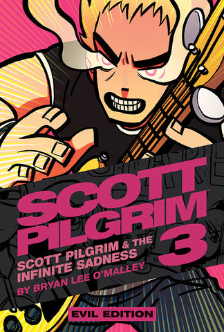 Scott Pilgrim Volume 3: Evil Ex Edition