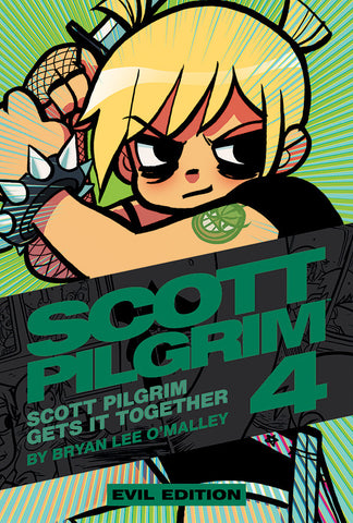 Scott Pilgrim Volume 4: Evil Ex Edition