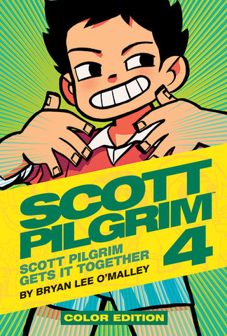 Scott Pilgrim Volume 4: GETS IT TOGETHER