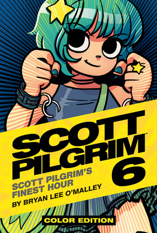 Scott Pilgrim Volume 6: FINEST HOUR