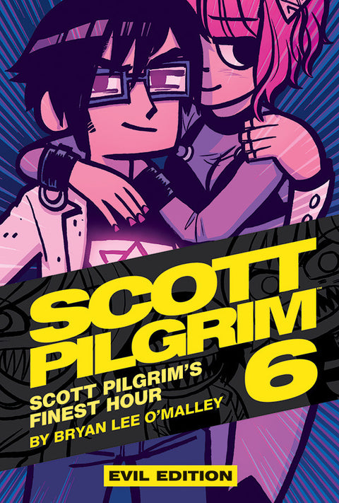 Scott Pilgrim Volume 6: Evil Ex Edition