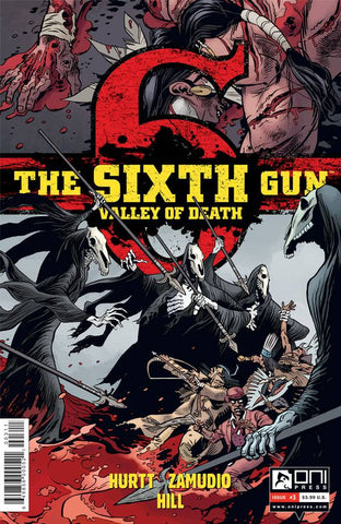 The Sixth Gun: Valley Of Death #3