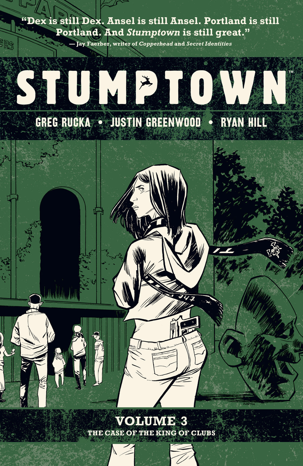 Stumptown Vol. 3 Softcover