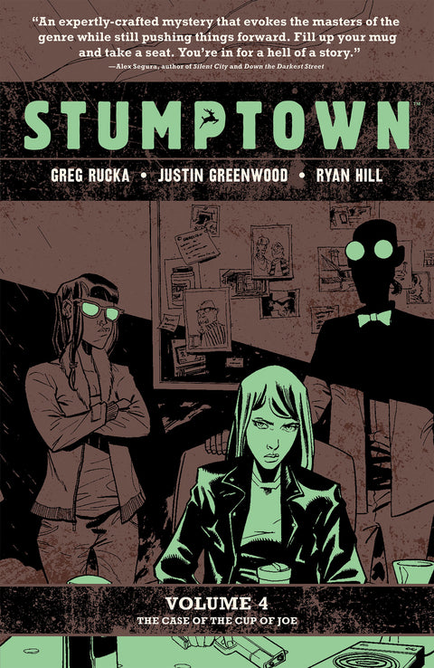 Stumptown Vol. 4 Softcover
