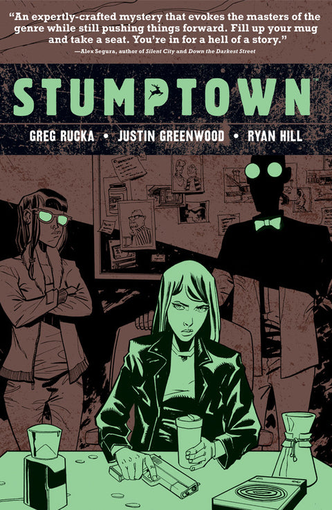 Stumptown Vol. 4 Hardcover